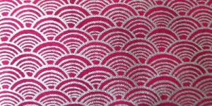 red-deco-fabric
